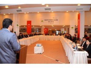 Osmangazi'de Yönetim Zirvesi
