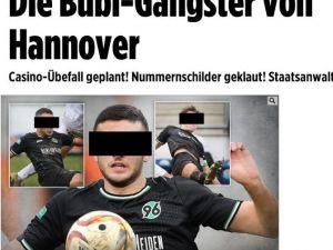 Almanya'da Kumarhane Soygunu Planlayan 3 Futbolcu Kadro Dışı