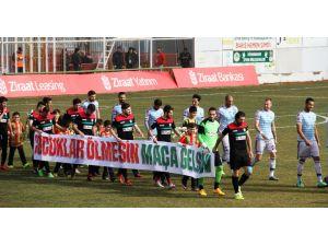 """Amed'den """"Çouklar ölmesin, maça gelsin"""" açıklaması"""