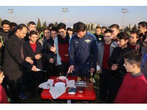 Akhisar Belediyespor'da, Galatasaray Hazırlıkları Tamam