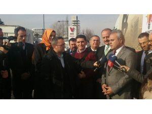 AK Parti'den Cizre'ye Yardım