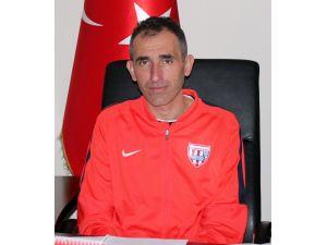 Bandırmaspor Hentbol Teknik Direktörü Taşkın: hedefimiz şampiyonluk