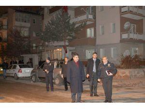 Polisin şehit haberi Sivas'taki baba ocağına ulaştı