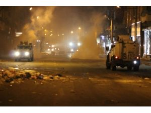 Diyarbakır'da Olaylar Sürüyor