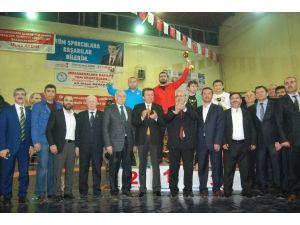 Türkiye, Uluslararası Güreş Turnuvasında 1. Oldu