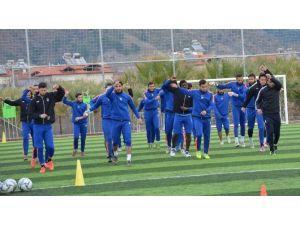 Ortaca Belediyespor Ödemiş Spor Maçına Hazırlanıyor