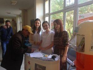Kırklareli'de Dünya Sigarayı Bırakma Günü Etkinlikleri