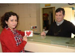 Posta Kartı PTT'den, Göndermesi Sevgililerden