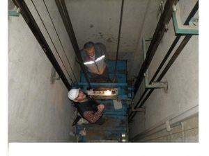 Bakımları Yapılmayan Asansörler Tehlike Saçıyor