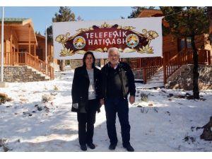 30 Yıllık Evli Çiftler Teleferikte Buluştu