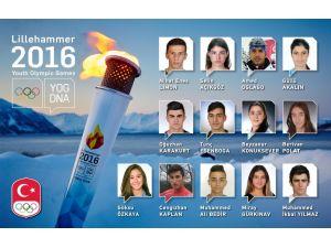 Kış Gençlik Olimpiyat Oyunları Lillehammer'de başlıyor