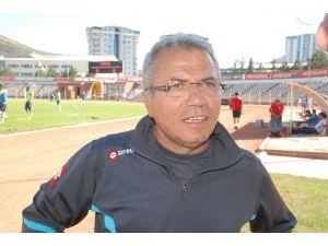 Tokatspor Teknik Direktörü İstifa Etti
