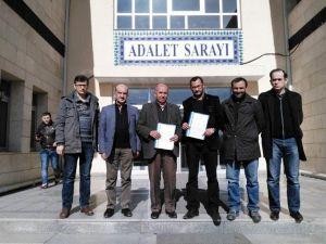 Hisarcık'tan CHP Genel Başkanı Kılıçdaroğlu Hakkında Suç Duyurusu