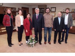 Başkan Karaosmanoğlu, ''Kentimiz, Mimarların Şehri Olmalıdır''