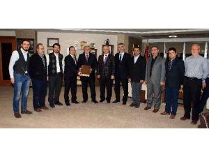 """Başkan Karaosmanoğlu, """"Ashab-ı Suffa Anlayışını Örnek Almalıyız''"""