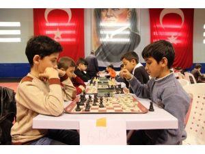 Satranç Ligi Şubat Ayı Maçları Oynandı