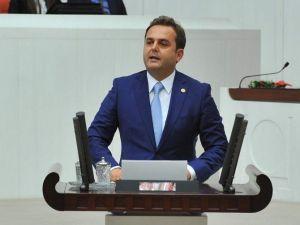 CHP'li Kök'ten Sera Camında KDV Muafiyeti İçin Kanun Teklifi