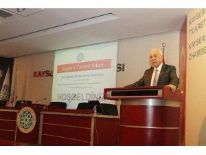 KTO'da Yeni Üye Bilgilendirme Toplantısı Gerçekleştirildi