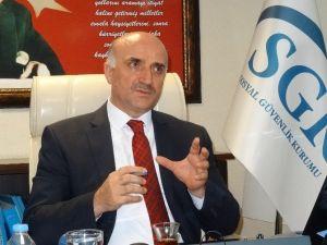 SGK İzmir İl Müdürü Engin Bilgili: