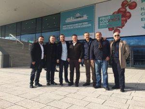 Sto'dan Berlin Fruıt Logıstıca Fuarı'na Ziyaret