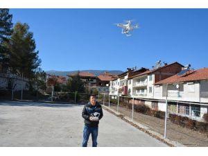Kaçak Yapılaşma Helikopter Kamera İle Takip Edilecek