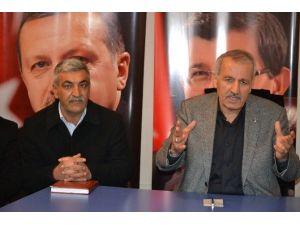 AK Parti Malatya Milletvekili Mustafa Şahin'den Muhalefet Partilerine Sert Tepki