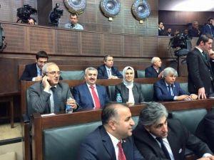 Başkan Baran, AK Parti Grup Toplantısına Katıldı