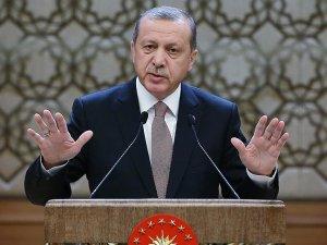 Cumhurbaşkanı Erdoğan'dan Amerika'ya eleştiri