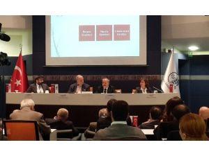 """ASO Başkanı Özdebir: """"Özel Sektör Katılımıyla İhracat Stratejisi Güncellenmeli"""""""