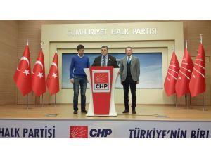 CHP Gençlik Kolları yönetiminde devir teslim