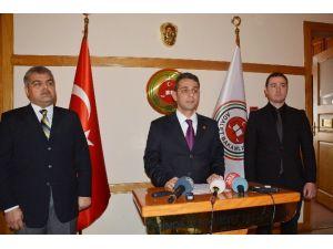 Sinop'ta Paralel Yapılanma Operasyonunda 5 Tutuklama