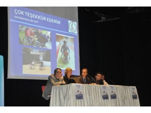 """Konak Kent Konseyi'nden """"Engellilik Ve Spor"""" Paneli"""