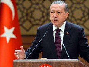 Erdoğan'dan PYD'ye destek veren ABD'ye tepki!
