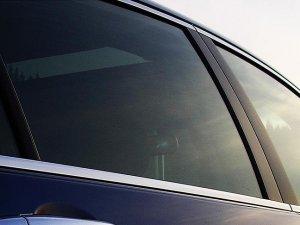 Araç camına renkli film takma cezası iptal edildi