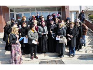 AK Parti Kadın Kolları'ndan Kılıçdaroğlu'na Suç Duyurusu