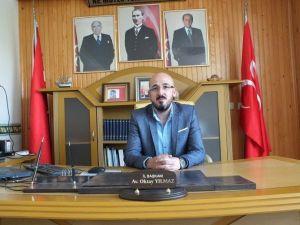 """MHP Karaman İl Başkanı Yılmaz: """"Öfkemiz Sınırsız, Üzüntümüz Tarifsizdir"""""""