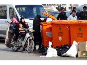 Suriyeli Ailenin Motosiklet Üzerindeki Tehlikeli Yolculuğu