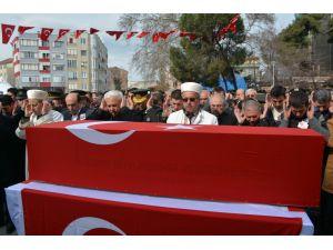 Balıkesirli şehit Uzman Çavuş Hasan Talay'ı binlerce kişi uğurladı