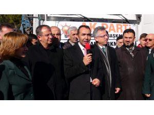 Yozgat'tan Bayırbucak Türkmenlerine 6 TIR dolusu yardım yola çıktı