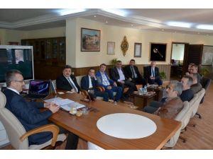 Çiftçilerin Meseleleri Karacabey'de Tartışıldı