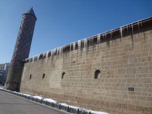 Erzurum'un kardan arabası