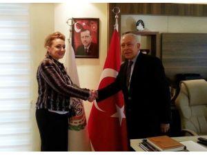 Arap Devletler Birliği'nden Türkiye İş Dünyasına Ziyaret