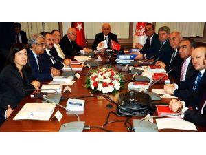 Anayasa Uzlaşma Komisyonu İkinci Kez Toplandı