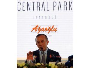 """Ali Ağaoğlu: """"Central Park İstanbul, Kazandıran Proje Olacak"""""""