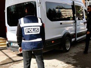 Sinop'ta FETÖ/PDY operasyonunda 5 tutuklama