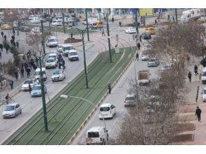 Gaziantep'te Araç Sayısı Yıl Sonunda 451 Bin Oldu