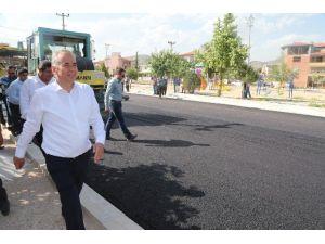 Büyükşehir Belediyesi Ulaşım Projelerine Başlıyor