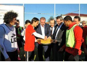 Samsun TSO'dan Samsunspor'a Moral Ziyareti