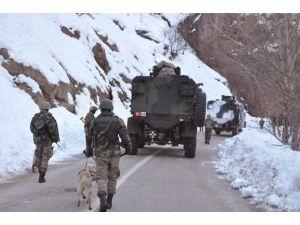 Tunceli'de Geniş Çaplı Kış Operasyonu