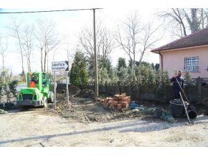Sapanca Belediyesi Kurtköy Aile Sağlığı Merkezi'ni Düzenliyor